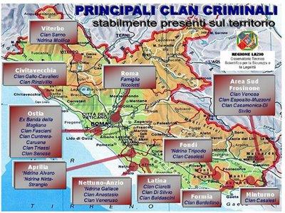 Depositata PDL per istituzione commissione speciale di inchiesta sulle infiltrazioni mafiose nel territorio laziale
