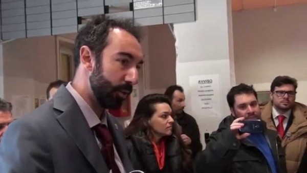 """""""Quer pasticciaccio brutto de li matti criminali a Palombara"""" di Davide Barillari"""