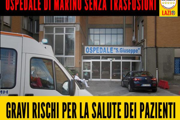 OspedaleMarinoNOTrasfusioni