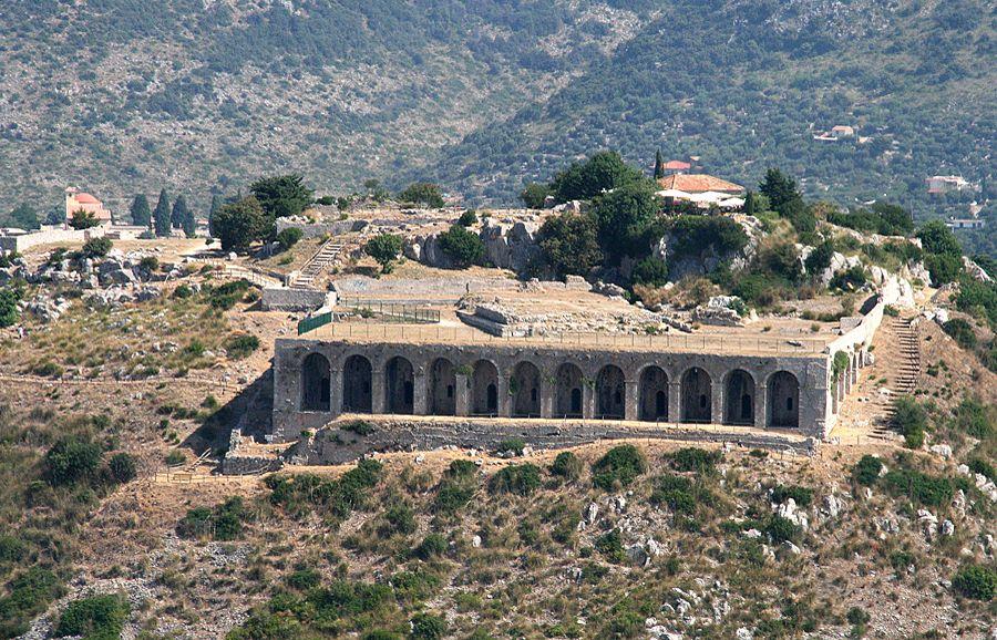 Lettera Tempio di Giove Anxur