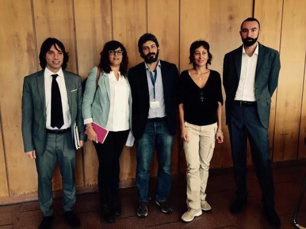 L'audizione in III commissione con Roberto Fico sul pluralismo dell'informazione