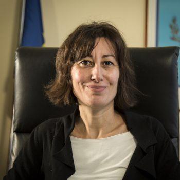 Silvia Blasi - Cittadina Portavoce in Regione Lazio